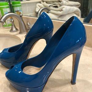 Dior  miss Dior peep toe heal
